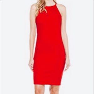 Dresses - RED DRESS by CHRISTIN MICHAELS NWT